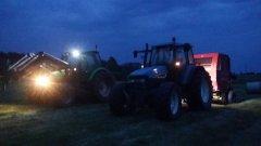 New Holland Tm & Deutz Fahr Agrotron