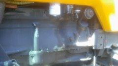 Renault Ares 610RX silnik