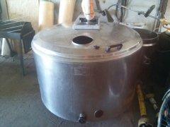 Schladzialnik do mleka pojemność 650
