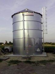 Silos 80 ton