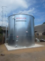 Silos zbożowy WINKLER 30 T