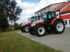 Steyr 4110 Multi & 4125 Progi Classic