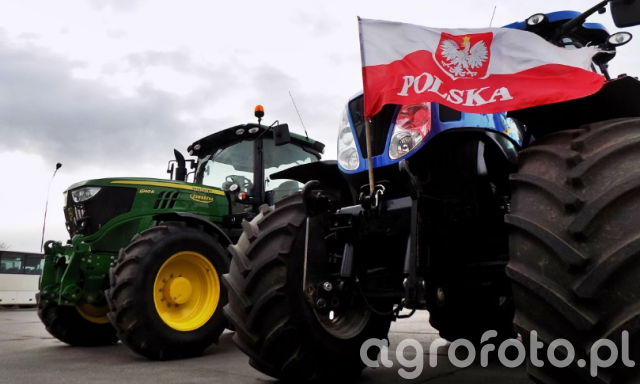 Strajk Rolników