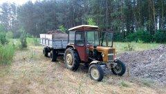 Ursus C 330 + Autosan D732