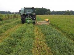 Deutz Fahr Agrofarm & 2x SaMasz