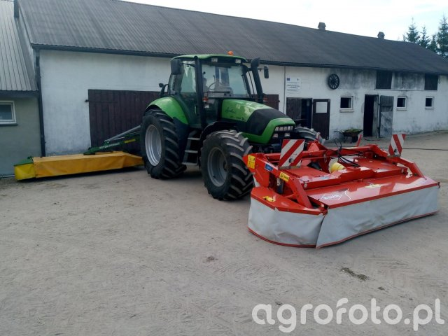 Traktory Deutz-Fahr