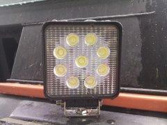 Dodatkowe lampy robocze