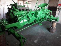 Kadłub w kolorze RAL 6010 JD 510