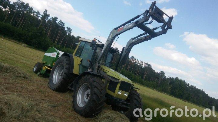 Hurlimann Elite H-6115 Sipma Farma II