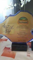 Pierwsze miejsce w kategorii jakość :)
