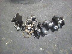 Wał Zetor 7245 Turbo