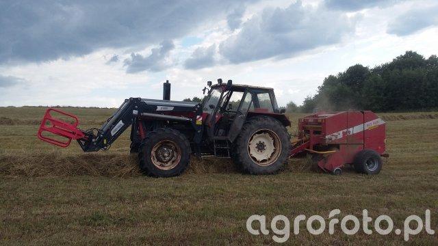 Ursus 1204 + Metal-Fach Z-562