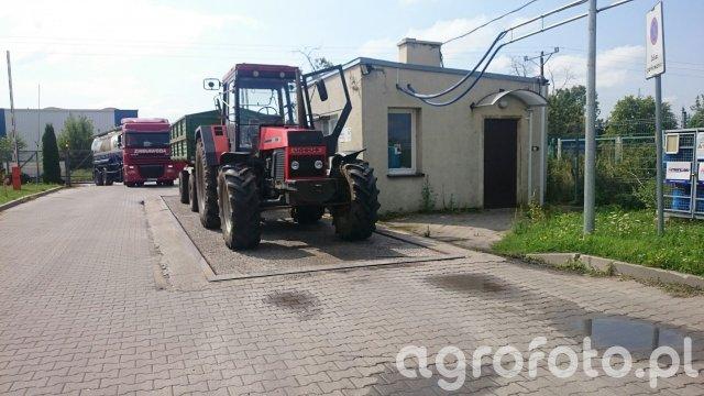 Ursus 1634 & Autosan D-55