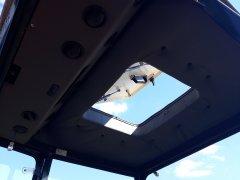 Zetor 6245 dach i górny panel
