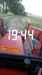 Zetor 7211 & John Deere W330
