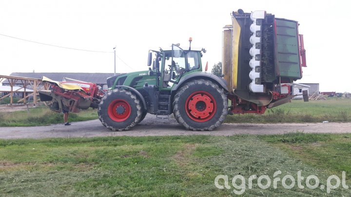 Fendt 828+ poettinger