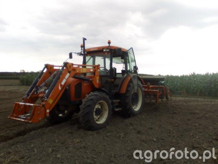 Zetor 7341 & Agro-masz + Amazone