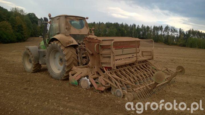 Agrotron 200 + Agromasz