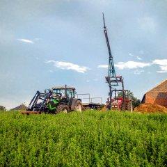 Agrofarm 85 i MF 350