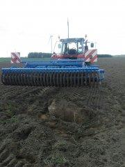 Agrolift 3,6m i mf 7624 dyna vt