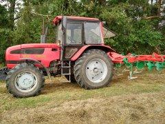 Belarus 920.3 & Agro-Masz AP26 ;)