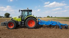Claas Arion 620 Cebis + Mandam Spec HD