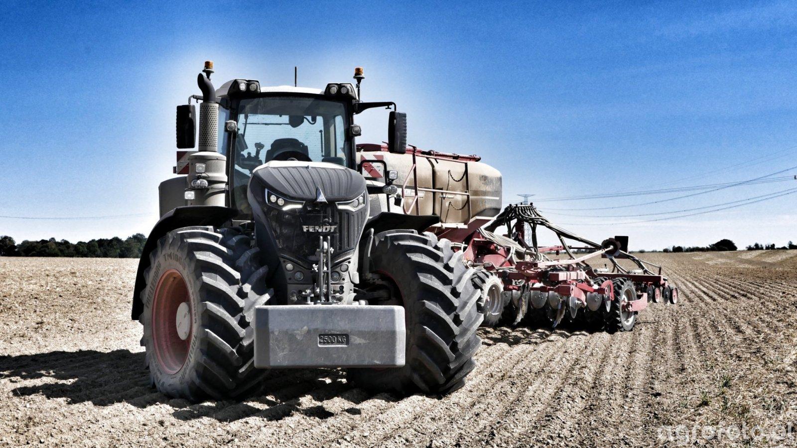 foto traktor fendt 1050 vario focus 6m 736188  galeria