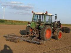 Fendt Farmer 306 LSA + Mailleux i Dal-bo