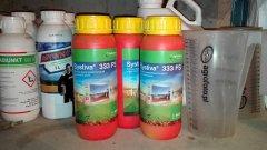 Fungicyd bezopryskowy Systiva 333 FS