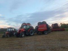 Massey Ferguson 255,Zetor Proxima Plus 90& Deutz Fahr 2680
