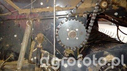 Zabezpieczenie śrubowe prasy Metal - Fach