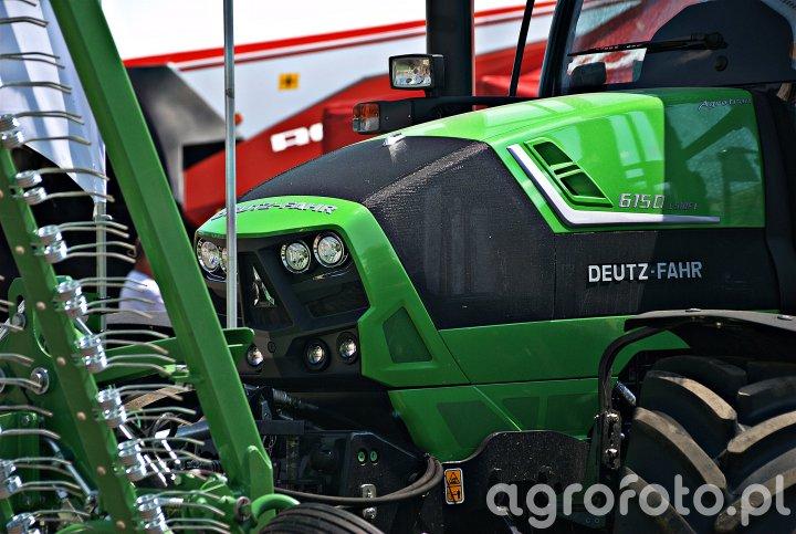 Deutz-Fahr Agrotron 6150 CSHIFT