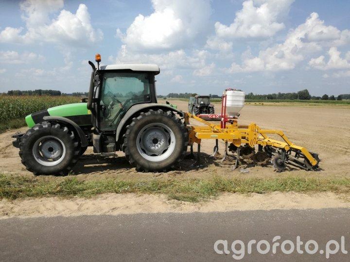 Deutz Fahr Agrofarm