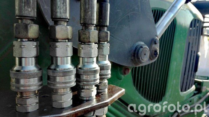 Szybkozłącza hydrauliczne Waryński