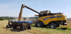 New Holland CX8080 & Ursus C360