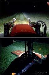 Nocne koszenie trawy