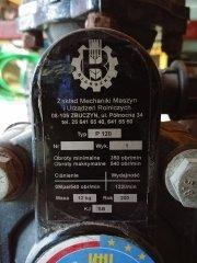 Pompa opryskiwacza Biardzki P120