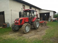 Belarus 952.4 + Rol/Ex Gruber