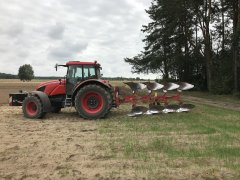 Zetor Forterra 140 HD+ POTTINGER SERVO 25, 4x48