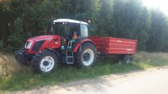 Zetor Proxima 100 Power & Metal Fach