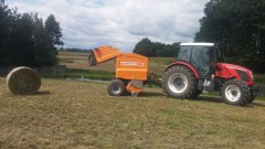 Zetor Proxima 100 Power & Warfama