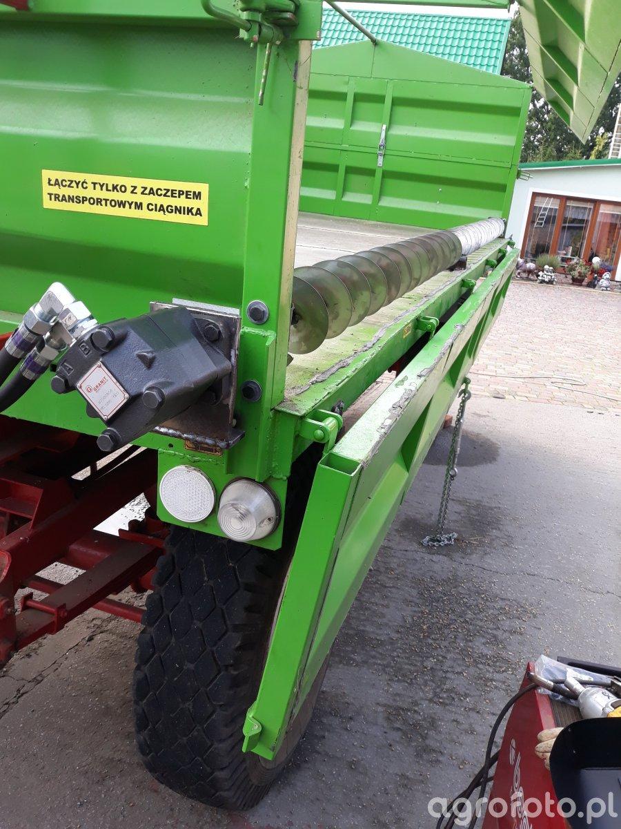 Zupełnie nowe Żmijka hydrauliczna do opróżniania przyczepy - Obrazek, fotka WX57