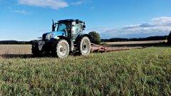 New Holland T6050+ Unia Tur 40