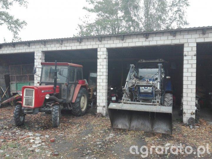 Farmtrac, Ursus x2