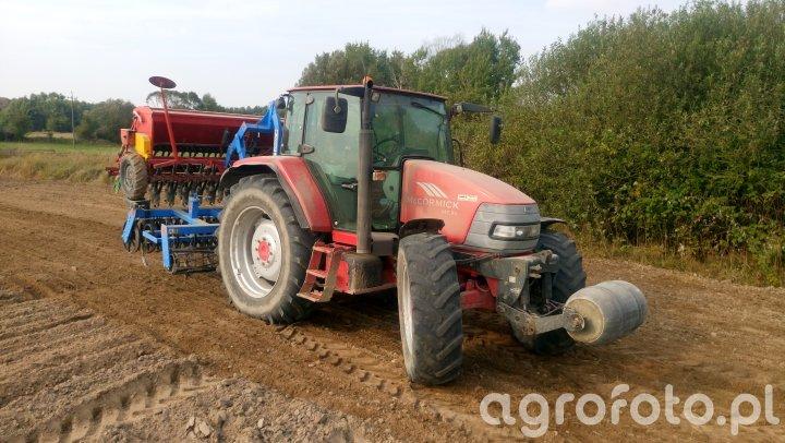 McCormick MC 90 + Agrolift + Poznaniak