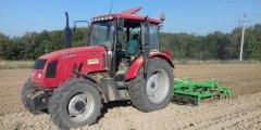 Farmer F-8244 C2 + Dziekan Herkules