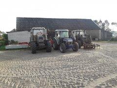 Farmtrac x 3