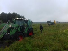 Fendt Farmer 412 & Orsi , Fendt 309