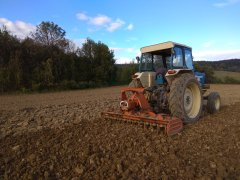 Ford 5000 & Maschio HB 2500