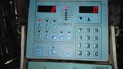 Komputer opryskiwacza Spraymatic 2 - problem